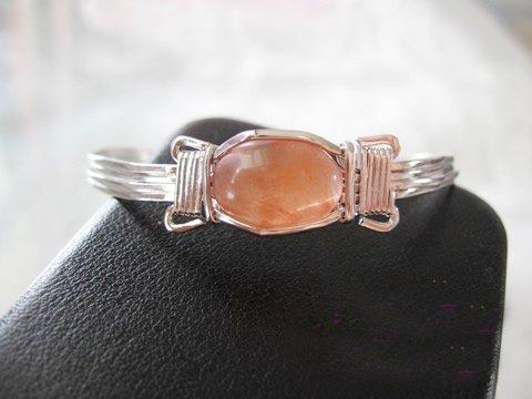natural crystal bracelet-2