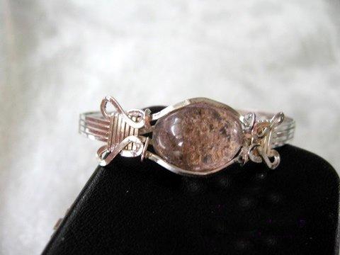 natural crystal bracelet-4