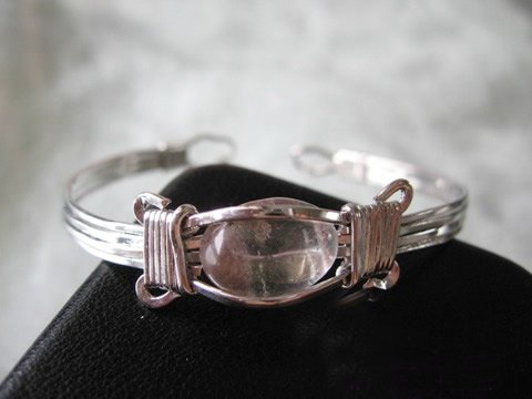 natural crystal bracelet-5