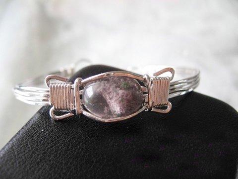 natural crystal bracelet-9
