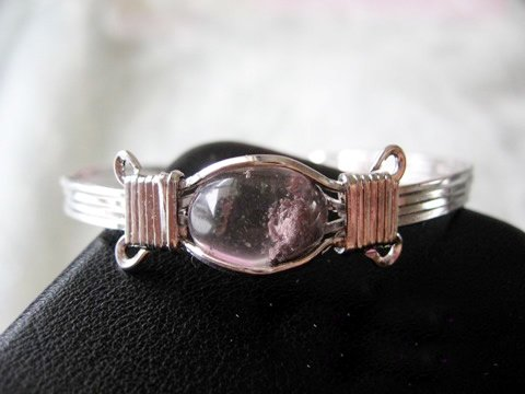 natural crystal bracelet-14