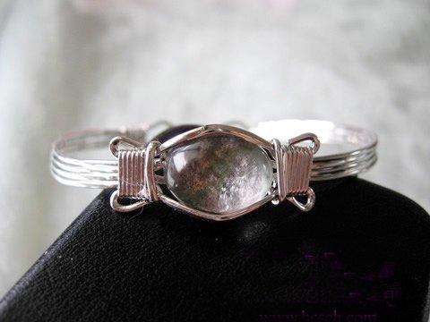 natural crystal bracelet-17