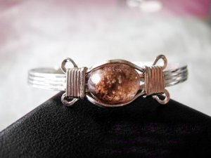 natural crystal bracelet-24