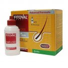 "Hair Loss ""Fitoval"" Treatment Alopecia Lotion 2 x 40 ml"