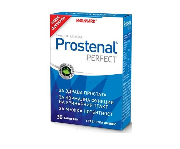 Prostenal Perfect for healthy prostate urinary tract and male potency 30 tablets