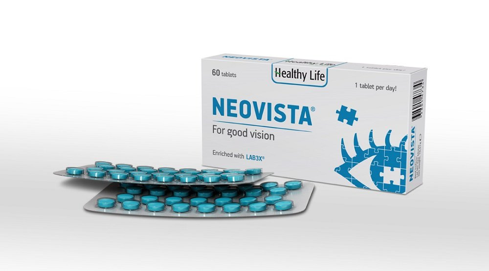 Neovista for Good vision for your eye health normal day and night vision