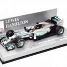 Minichamps 410140044 Mercedes W05 F1 Team #44 'Lewis Hamilton' Australian Grand Prix 2014
