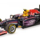 Minicamps 410140103 Infiniti Red Bull Racing RB10 #3 'Ricciardo' 1st pl Canadian GP 2014