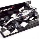 Minichamps 530034315 McLaren Mercedes MP4/18 'David Coulthard' Test Car F1 2003