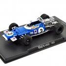 RBA Models 1370012 Matra MS80 #2 'Jackie Stewart' F1 World Champion 1969