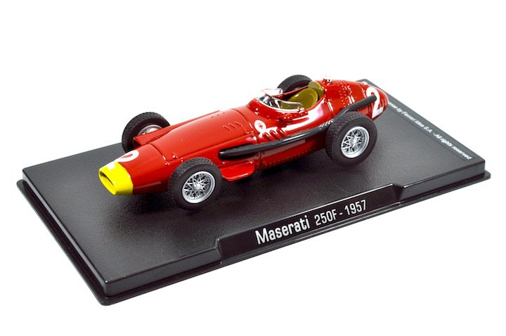 RBA Models Maserati 250F #2 �Juan Manuel Fangio� F1 World Champion 1957