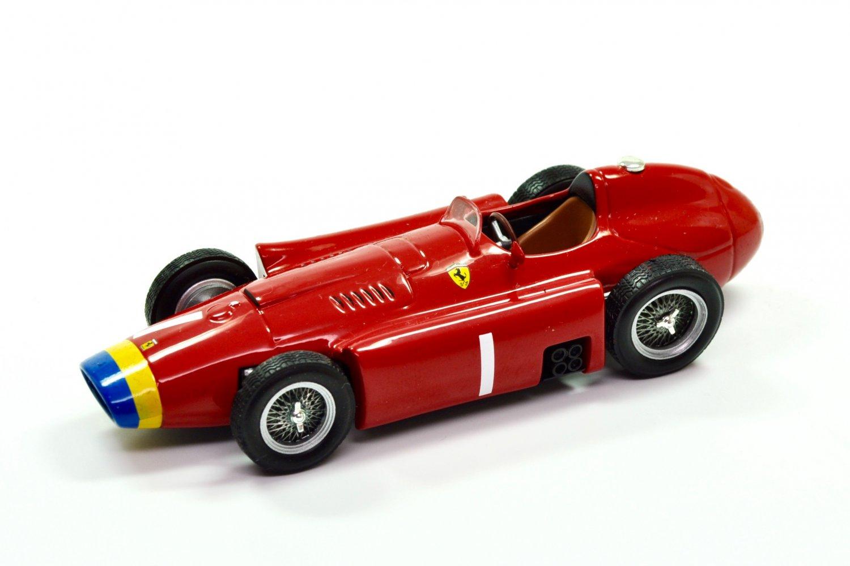 IXO Models SF01/56 Ferrari D50 #1 'Juan Manuel Fangio' F1 World Champion 1956