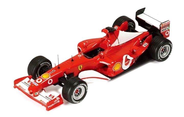 IXO SF14/03 Ferrari F2003 #1 'MICHAEL SCHUMACHER' F1 World Champion 2003