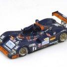 Spark Model 43LM96 Joest Porsche #7 'Reuter-Jones-Wurz' 1st pl Le Mans 1996