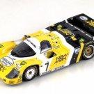 Spark Model S0998 Porsche 956 NewMan #7 'Ludwig - Pescarolo' 1st pl Le Mans 1984