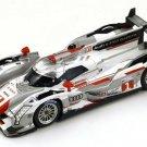 Spark Model 43LM12 Audi R18 e-tron quattro #1 'Fassler - Lotterer - Treluyer' 1st pl Le Mans 2012