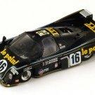 Spark Model 43LM80 Rondeau M379B 'Jaussaud - Rondeau' 1st pl Le Mans 1980