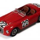 IXO Models LM1949 Ferrari 166MM Barchetta #22 'Chinetti - Selsdon' 1st pl Le Mans 1949