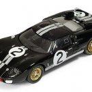 IXO Models LM1966 Ford Mk II #2 'Amon - McLaren' 1st pl Le Mans 1966