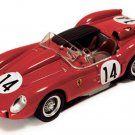 IXO Models LM1958 Ferrari 250 TR #14 'Gendebien - Hill' 1st pl Le Mans 1958
