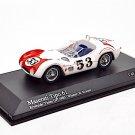 Minichamps 400601253 Maserati Tipo 61 'Bill Krause' #53 LA Times GP Riverside 1960