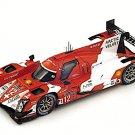 Spark Model S4206 Toyota Rebellion R-One #12 'Prost - Heidfeld - Beche' 4th pl Le Mans 2014