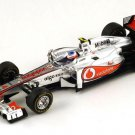 "Spark Model S3029 McLaren MP4-26 #4 'Button' ""200th GP"", 1st pl GP of Hungary 2011"