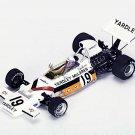 Spark Model S4295 McLaren M19C #19 Yardley 'Revson' 2nd pl Canadian GP 1972