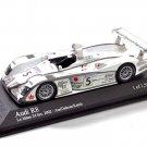 Minichamps 400021205 Audi R8 Team Goh #5 'Ara - Dalmas - Kotah' 7th pl Le Mans 2002