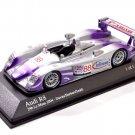 Minichamps 400041388 Audi R8 #88 'Davies - Herbert - Smith' 2nd pl Le Mans 2004