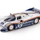 Slot.It SICW20 Porsche 962C Rothmans #17 'Holbert - Bell - Stuck' 1st pl Le Mans 1987