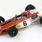 Spark Model S4257 Eagle Mk3 #6 'Unser' 9th pl Indy 500 1967