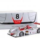 Slot.It SICW19 Audi R8 Joest #8 'Frank Biela - Tom Kristensen - Emanuele Pirro' 1st pl Le Mans 2000