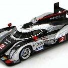 Slot.It SICW12 Audi R18 #2 'Fässler - Lotterer - Treluyer' 1st pl Le Mans 2011