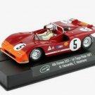 Slot.It SICA11f Alfa Romeo 33/3 #5 'Vaccarella - Hezemans' 1st Targa Florio 1971