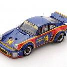 Spark Model 43SE76 Porsche 911 Carrera RSR #14 'Holbert - Keyser' 1st pl 12 hrs of Sebring 1976