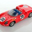 LookSmart LSLM050 Ferrari 275 P #20 'Guichet - Vaccarella' 1st pl Le Mans 1964