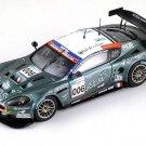 Spark Model S1207 Aston Martin DBR9 #006 'Bornhauser - Berville - Fisken' 29th pl Le Mans 2007