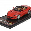 BBR Models BBRC207B Ferrari Portofino Spider