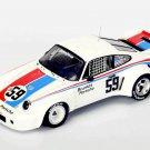 Spark Model S4414 Porsche 911 RSR #59 'Peter Gregg' Trans Am Champion 1974