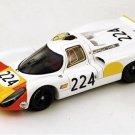 Spark Model S4160 Porsche 907 #224 'Elford - Maglioli' Winner Targa Florio 1968