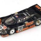 Spark Model S4171 Porsche 956 #26 'Rondeau - Henn - Paul Jr' 2nd pl Le Mans 1984