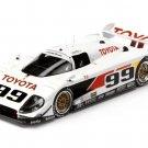 TSM TSM114327 Toyota GTP Eagle #99 'Fangio II - Wallace' 1st pl 12 hrs of Sebring 1993