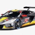 Top Speed TS0320 Chevrolet Corvette C8.R #4 'Fässler-Gavin-Milner' 36th pl 24 Hours of Daytona 2020