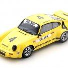 Spark Model US145 Porsche RS 3.0 #4 'Follmer' 5th pl IROC Daytona 1974