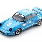 Spark Model US146 Porsche RS 3.0 #5 'Unser' 3rd pl IROC Daytona 1974