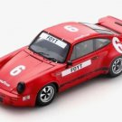 Spark Model US147 Porsche RS 3.0 #6 'Foyt' 6th pl IROC Daytona 1974