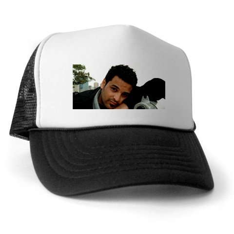 Hussam Al Rassam Trucker Hat