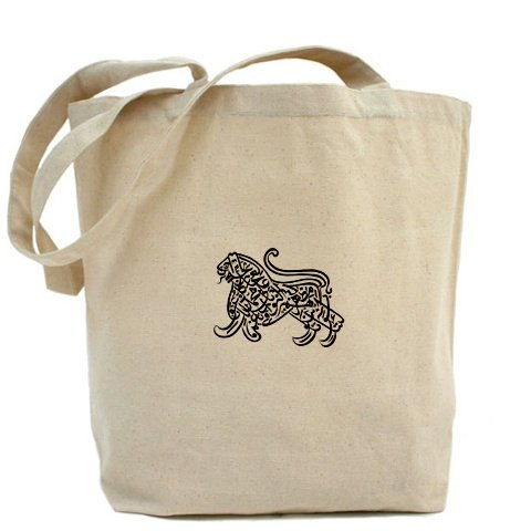 Islam / Muslim  Lion Tote Bag