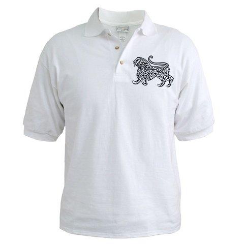 Islam / Muslim Lion Golf Shirt